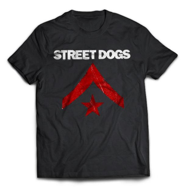футболка Street dogs