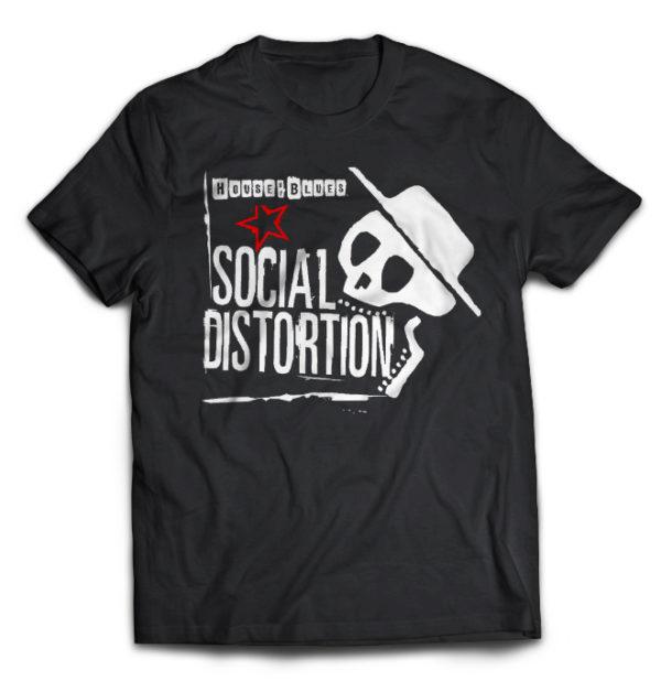футболка Social Distortion