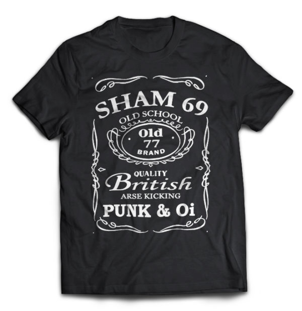 футболка Sham69