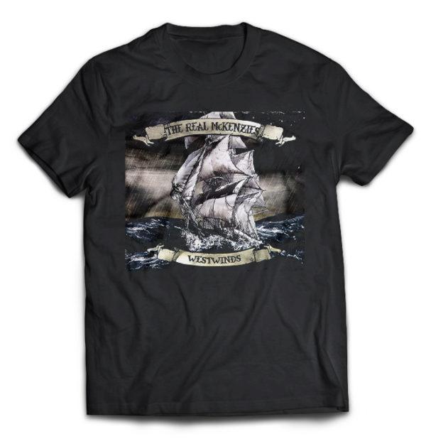 футболка Real McKenzies
