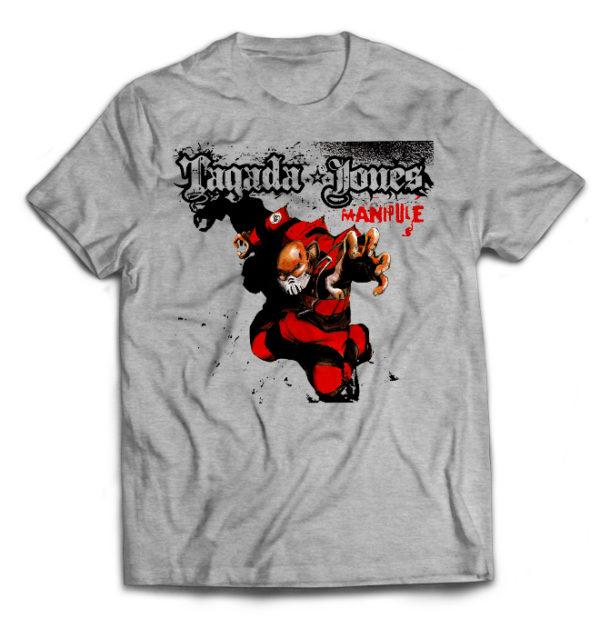 футболка серая Tagada Jones