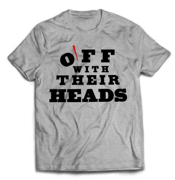 футболка серая OTTH