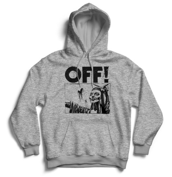 худи Off