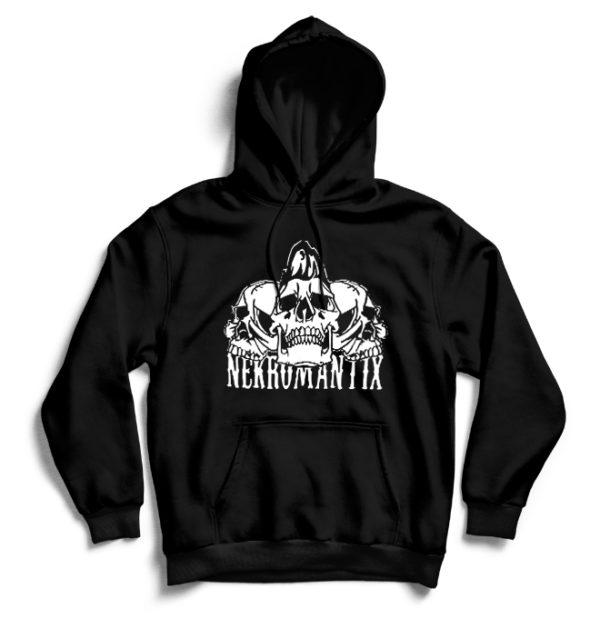 худи Necromantix