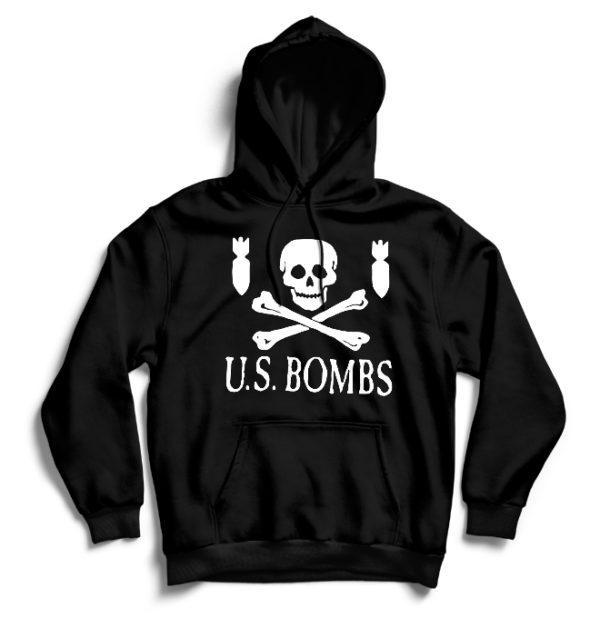худи U.S. Bombs
