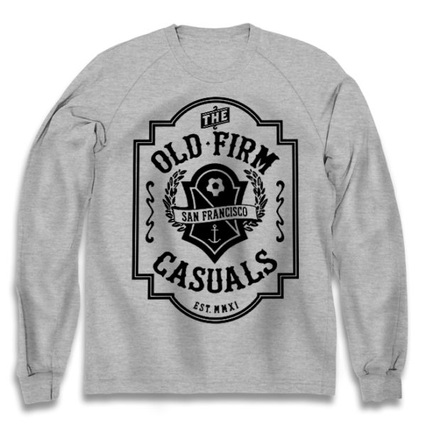 свитшот Old Firm Casuals