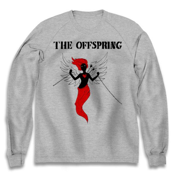 свитшот Offspring