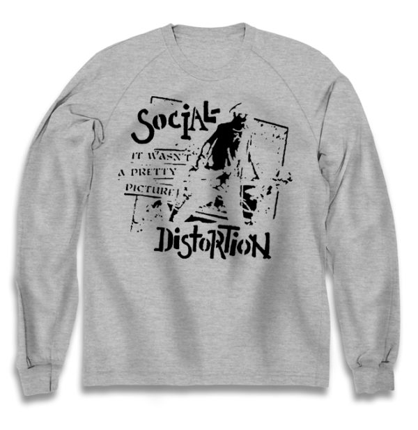 свитшот Social Distortion