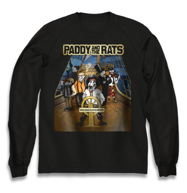 свитшот Paddy and the Rats