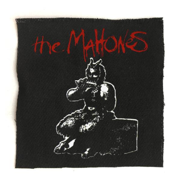 нашивка Mahones