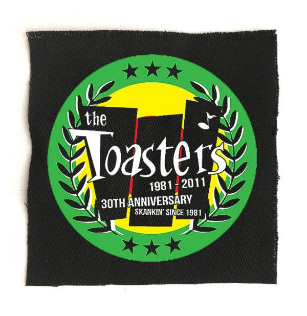 нашивка Toasters