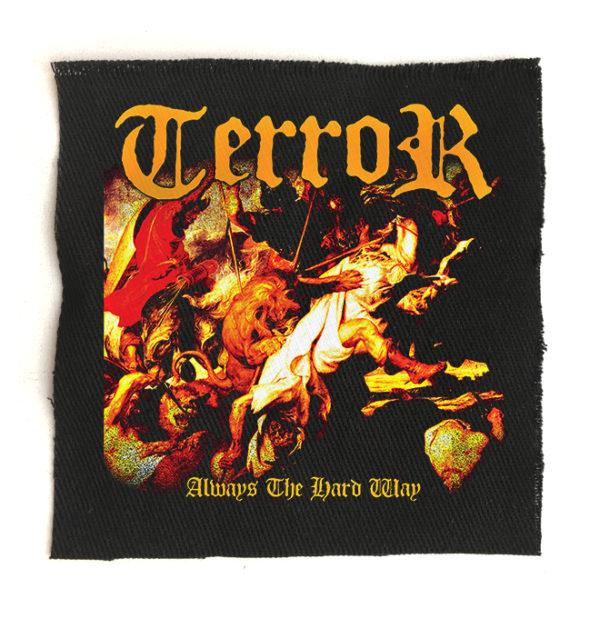 нашивка Terror