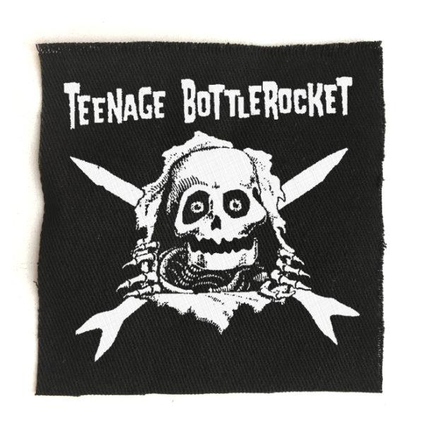 нашивка Teenage Botlerocket