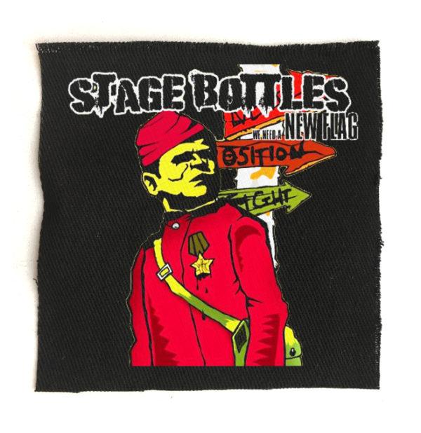 нашивка Stage Bottles