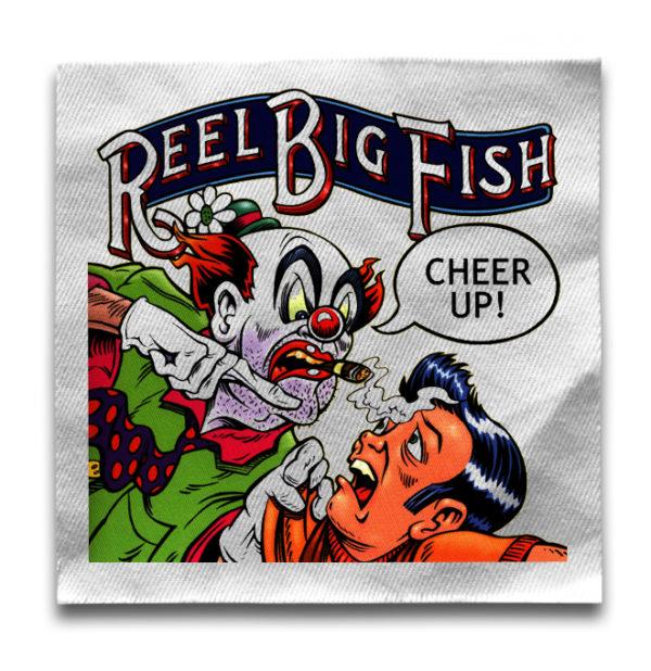 нашивка Reel Big Fish