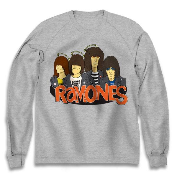 свитшот Ramones