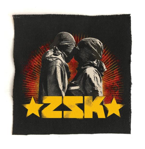 нашивка ZSK