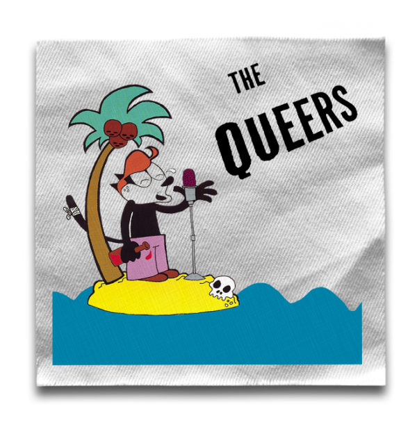 нашивка Queers