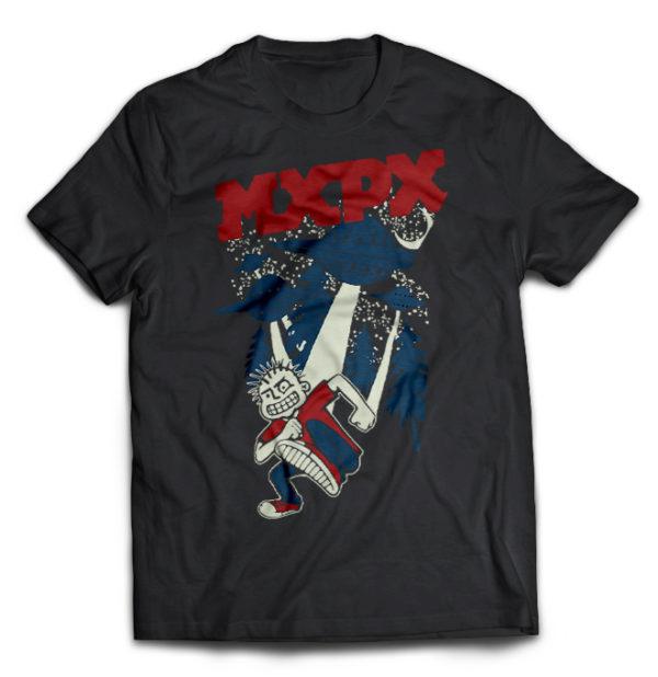 футболка белая MXPX
