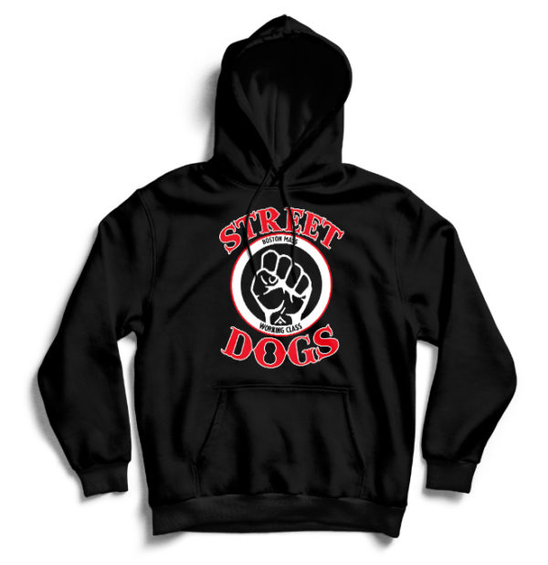 худи Street dogs