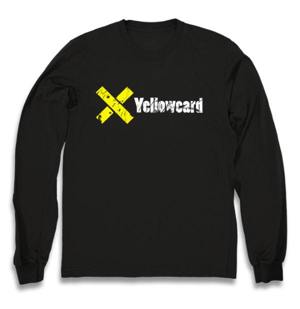 свитшот Yellowcard