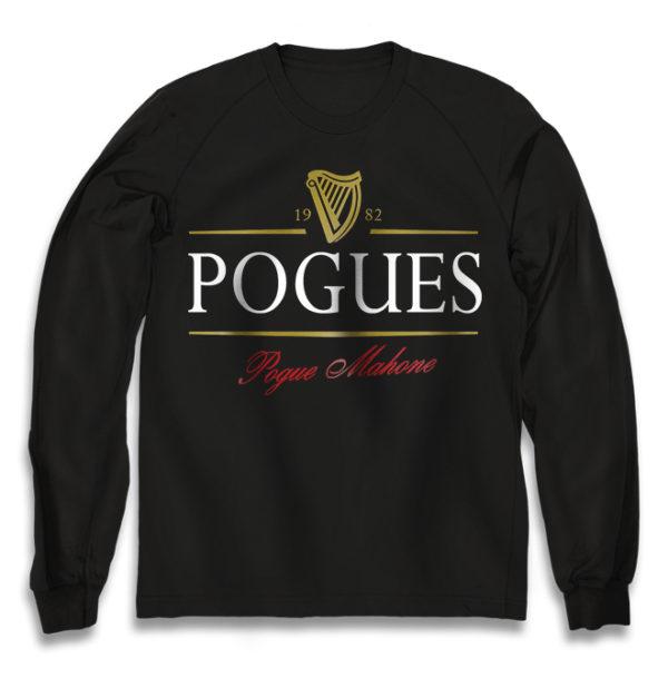 свитшот Pogues