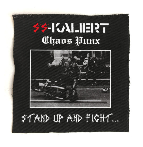 нашивка SS-Kaliert