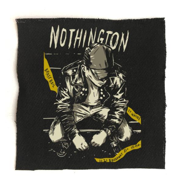 нашивка Nothington