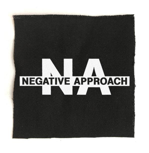 нашивка Negative Aproach