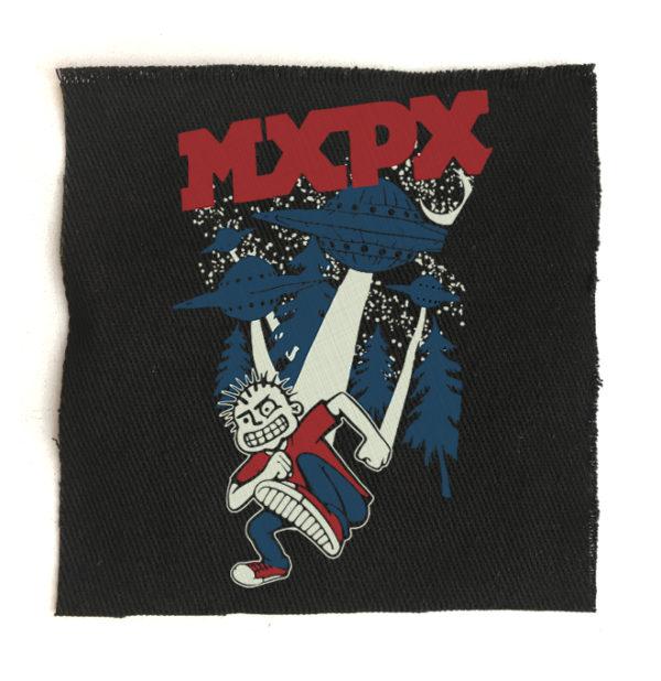 нашивка MXPX