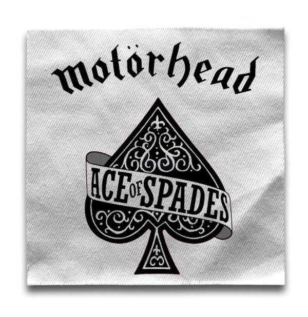 нашивка Motorhead