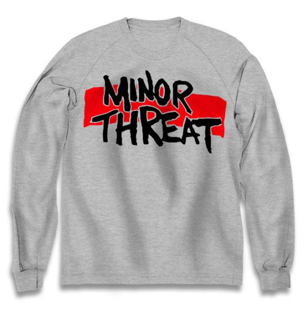 свитшот Minor Threat