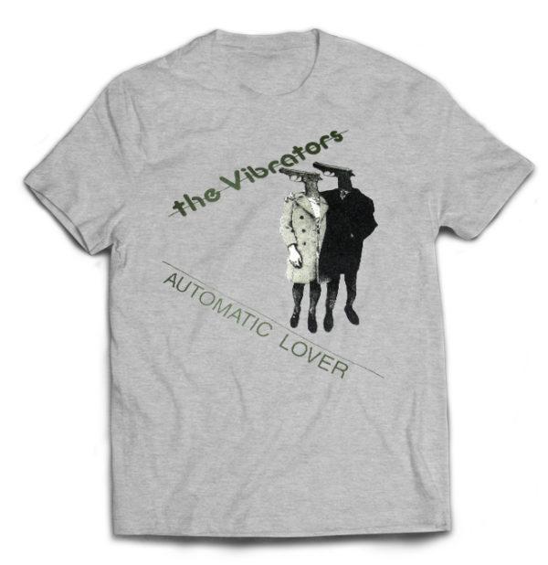 футболка серая Vibrators