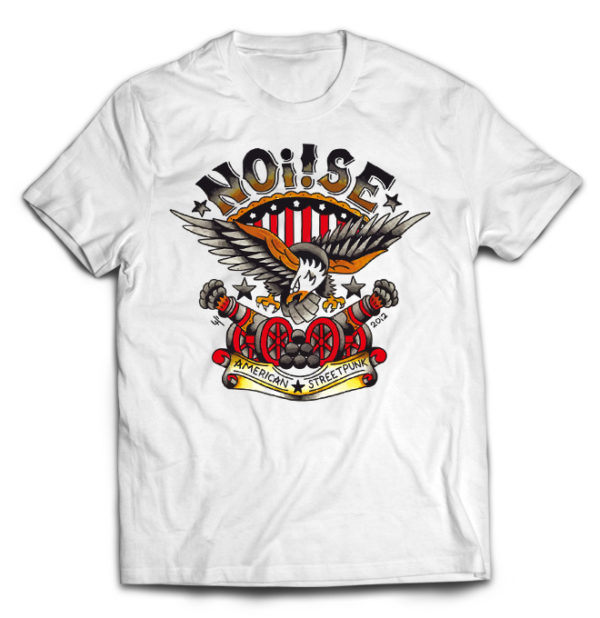 футболка белая Noi!se
