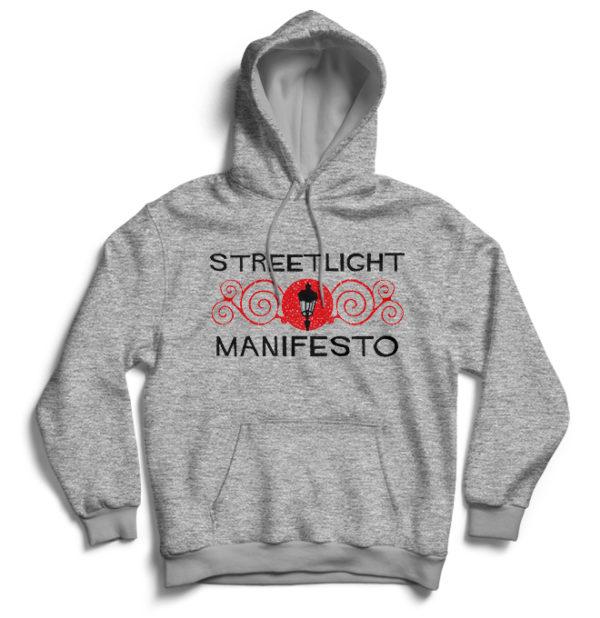 худи Streetlight manifesto