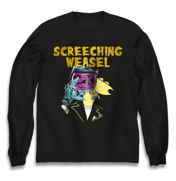 свитшот Screeching Weasel