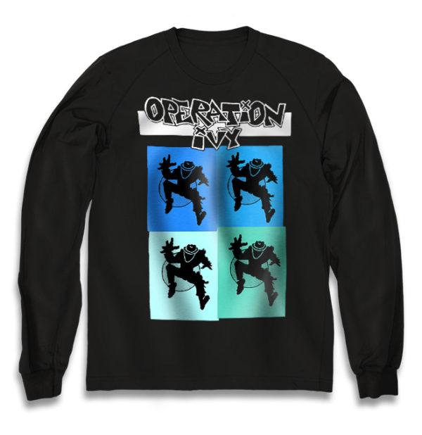 свитшот Operation Ivy