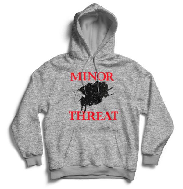 худи Minor Threat