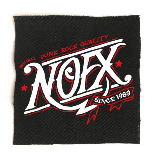 нашивка Nofx