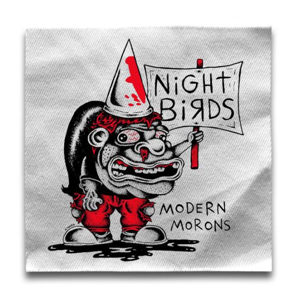 нашивка Night Birds