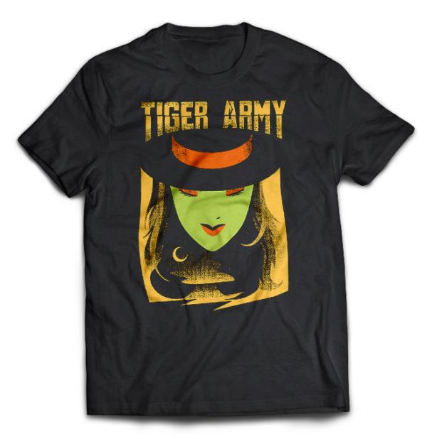 футболка Tiger Army