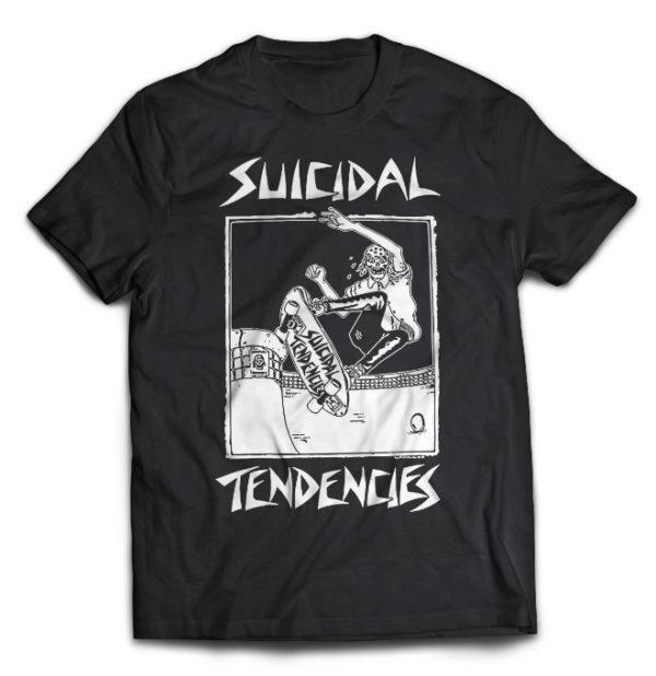 футболка Suicidal Tendencies
