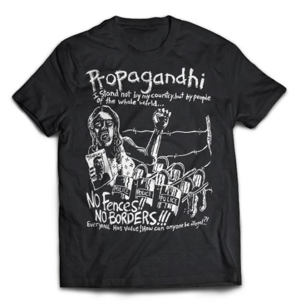 футболка Propagandhi