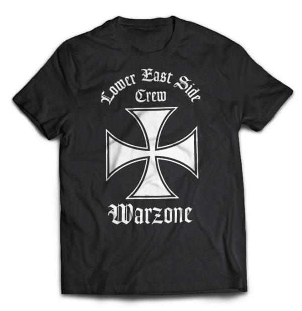 футболка Warzone