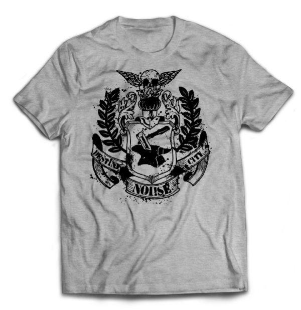 футболка серая Noi!se
