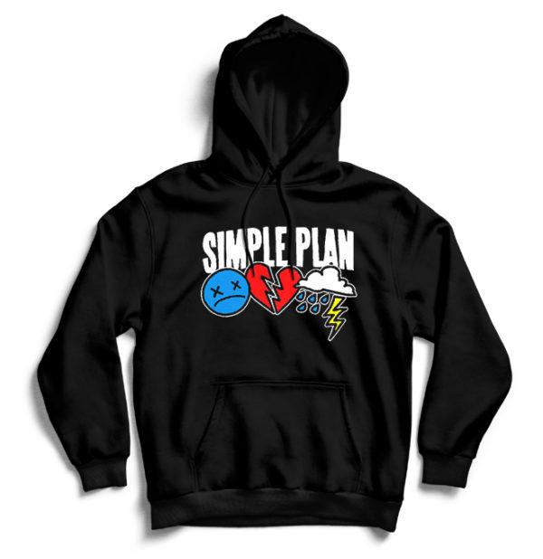 худи Simple Plan