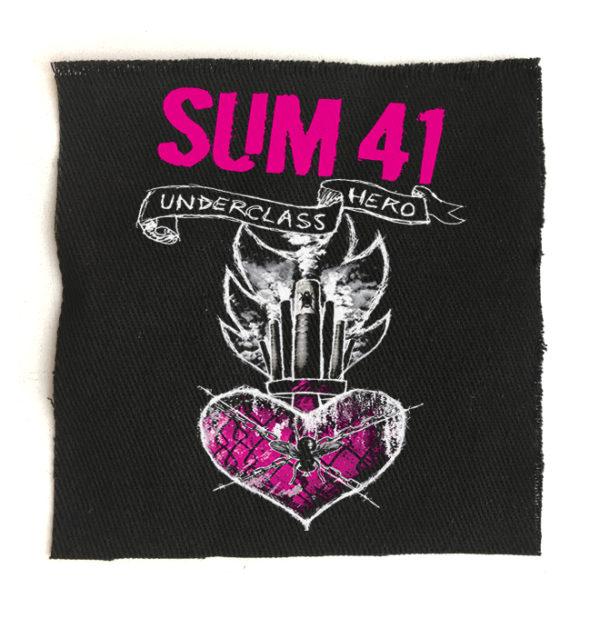 нашивка Sum41