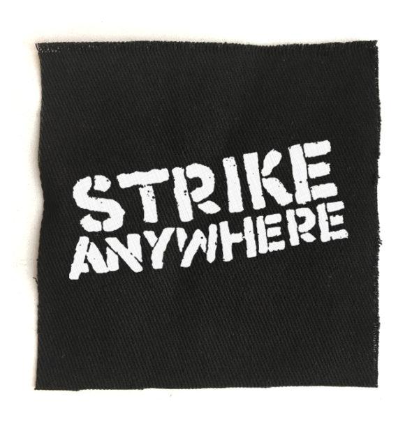 нашивка Strike Anywhere