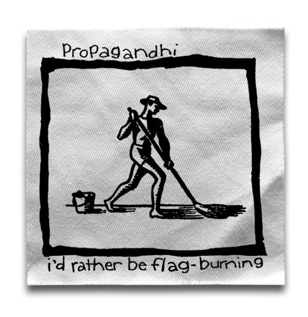 нашивка Propagandhi