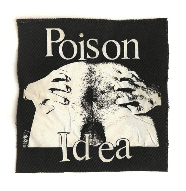 нашивка Poison Idea